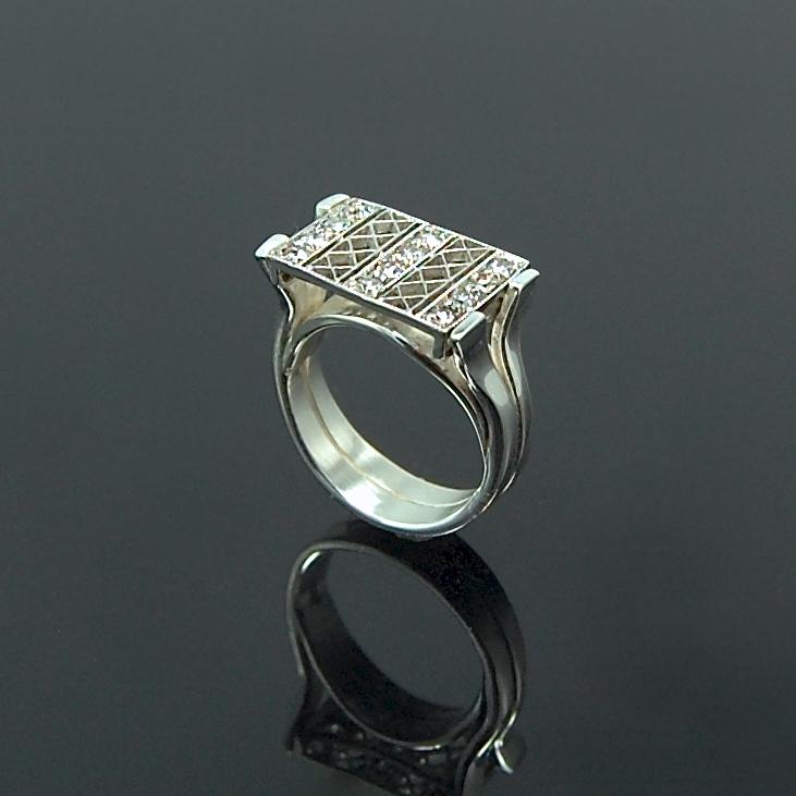 custom ring redesign